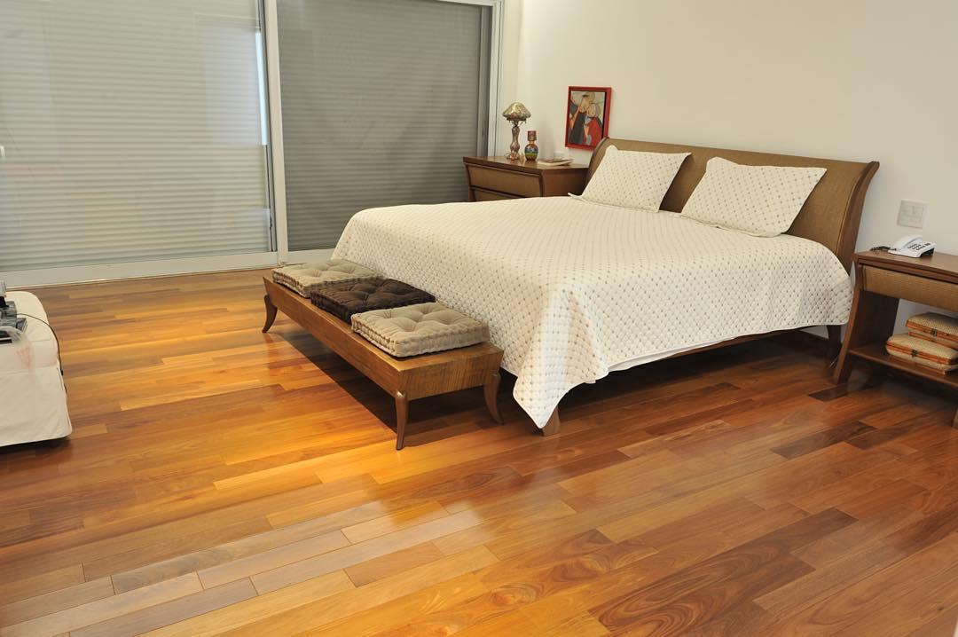 Cumaru Rustic Wood Flooring