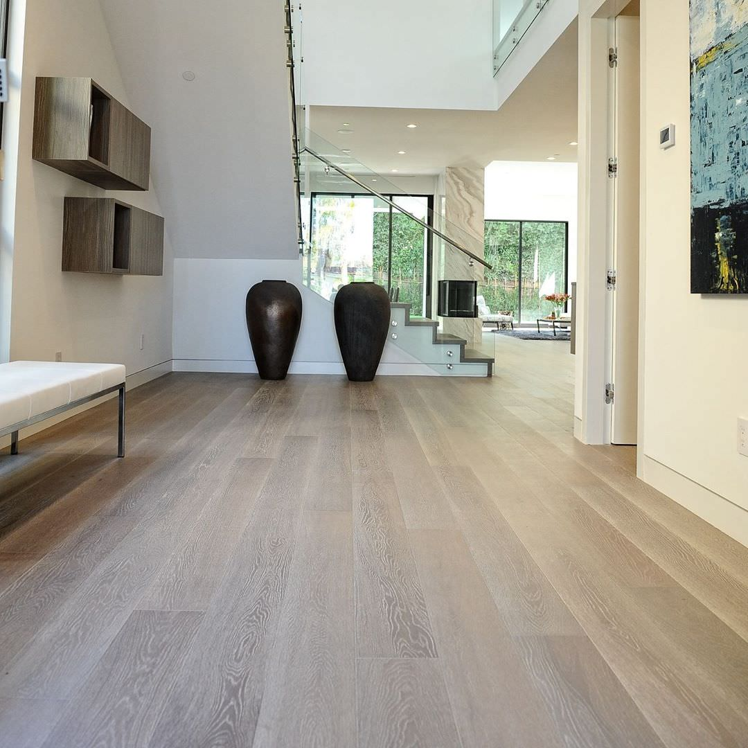 Modern Rustic Wood Flooring