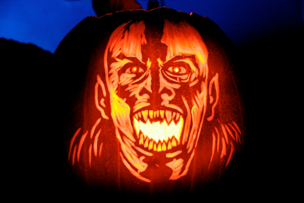 masterpiece pumpkin carving