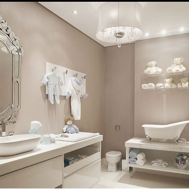 baby fabulous kid bath room design