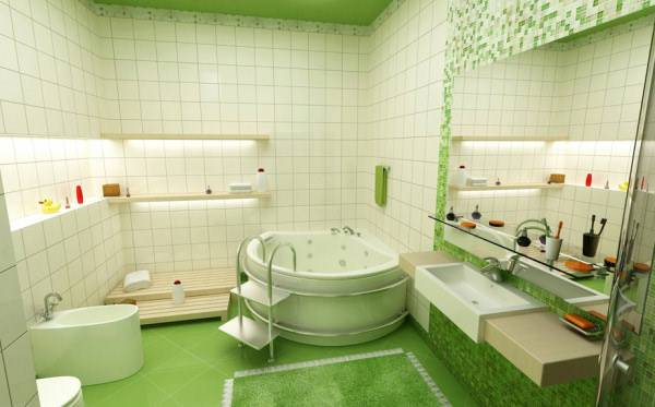 new fabulous kid bath room design