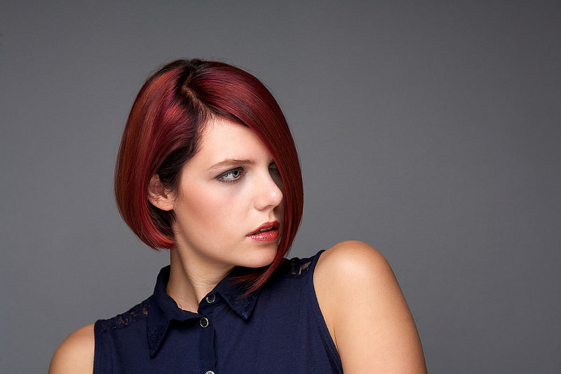 short bob hairstyles as pretty