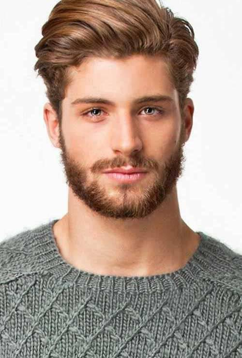 short bob hairstyles for men in medium