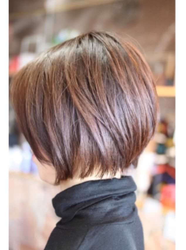 short bob hairstyles for women in pretty