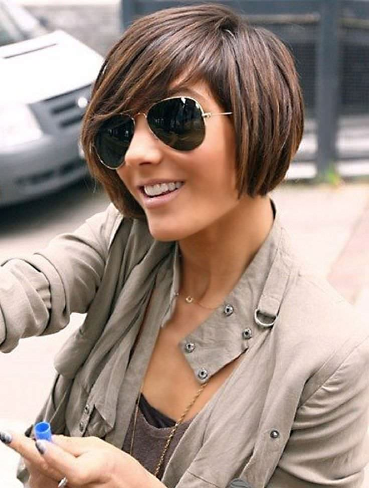 short bob hairstyles in latest