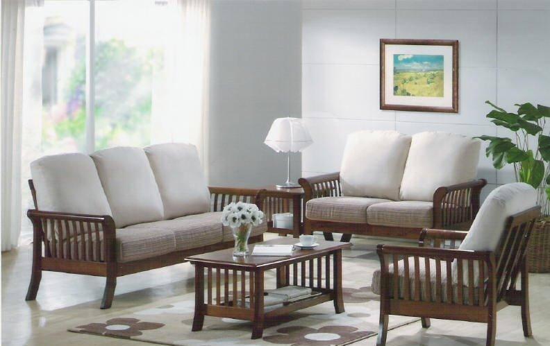 31+ Wooden Sofa Designs | Furniture Designs | Design Trends