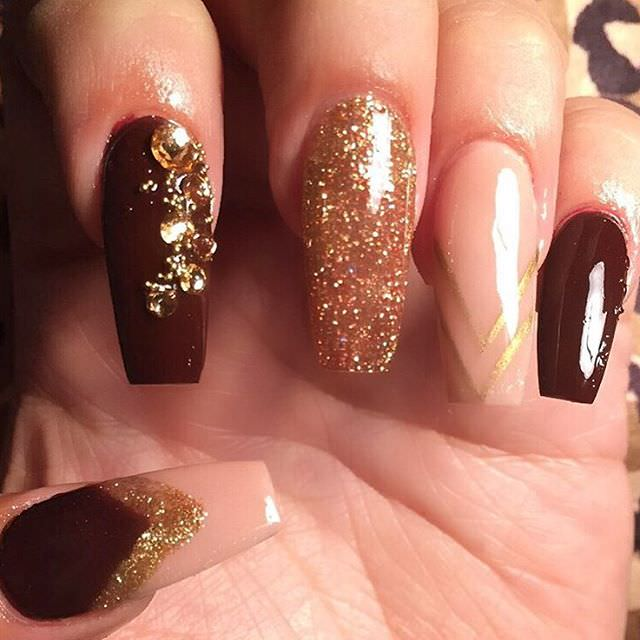 Collection Fall Nail Designs
