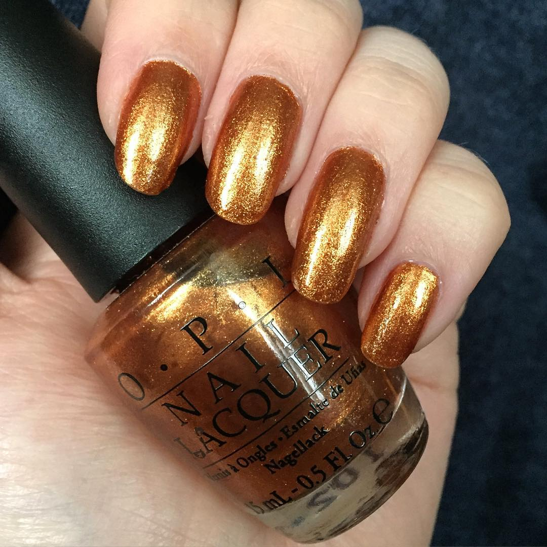 creative fall nail designs