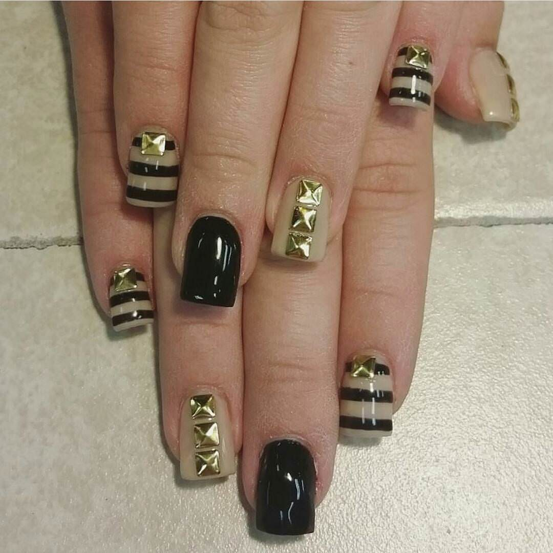 Fun with Fall Nail Design