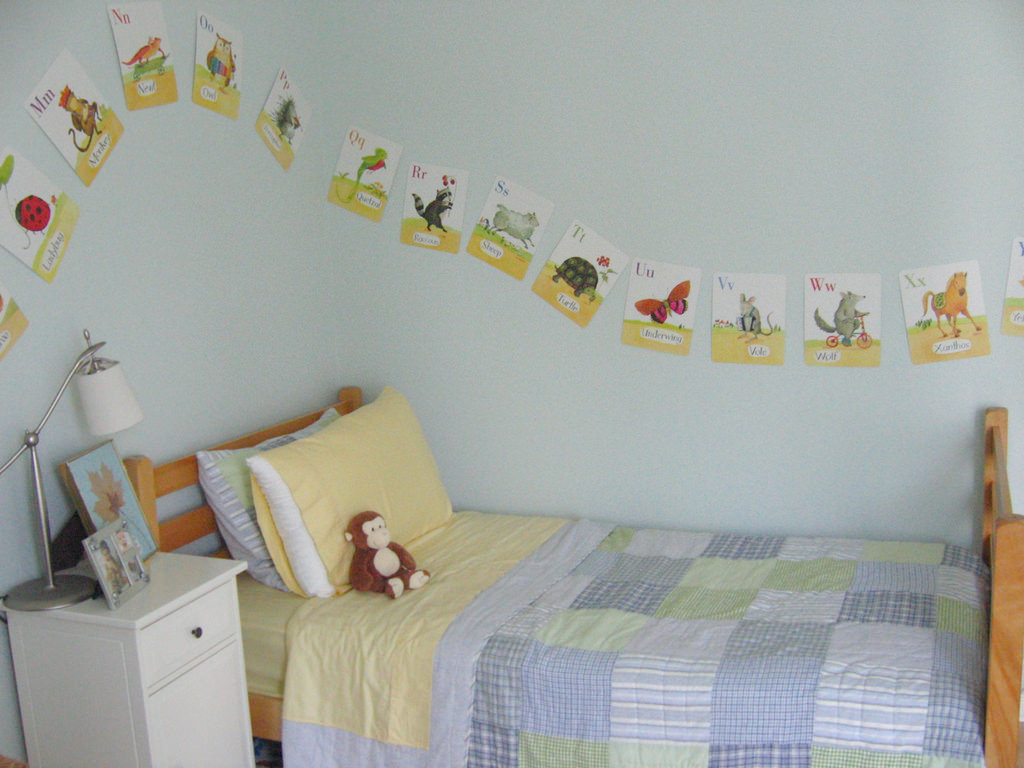 Boy Nursery Bed Design, Boy Nursery.