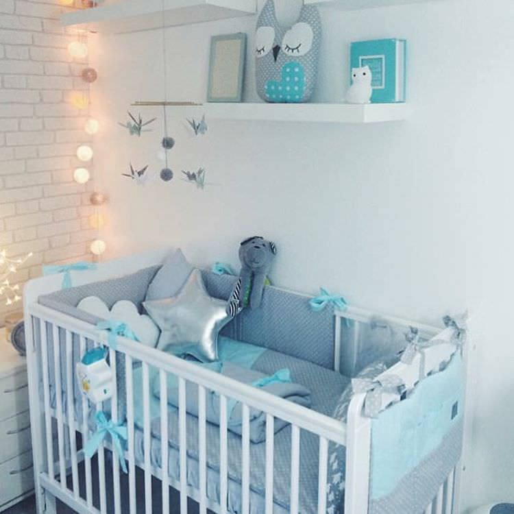 Nursery Decor Bed Design, lights, toys , Decor