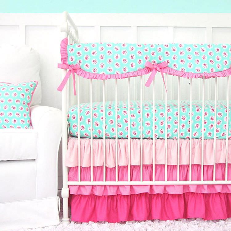 Rosen Nursery Bed Design, small bed.