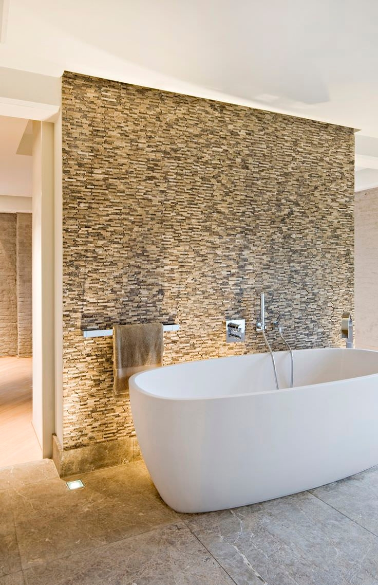27 modern wall texture designs textures design trends Unique bathrooms