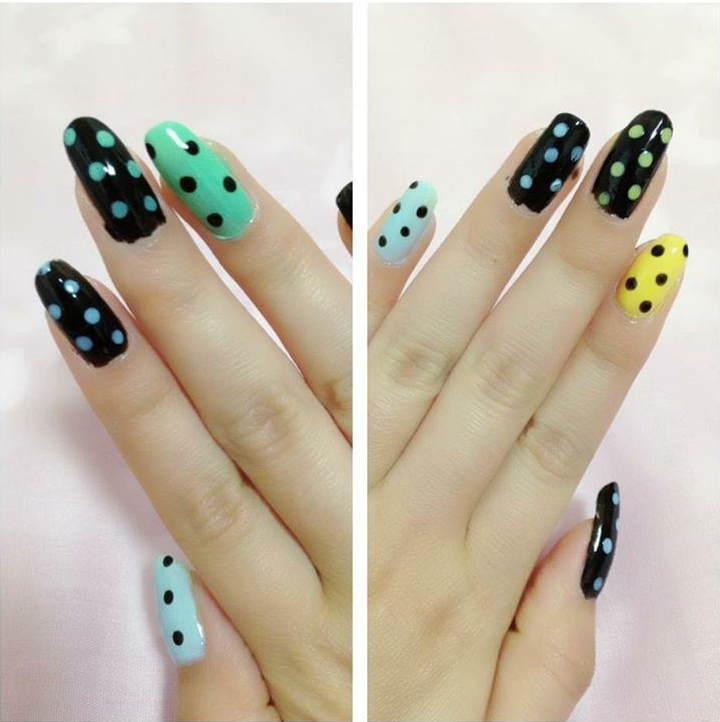 Easy Summer Nails Design
