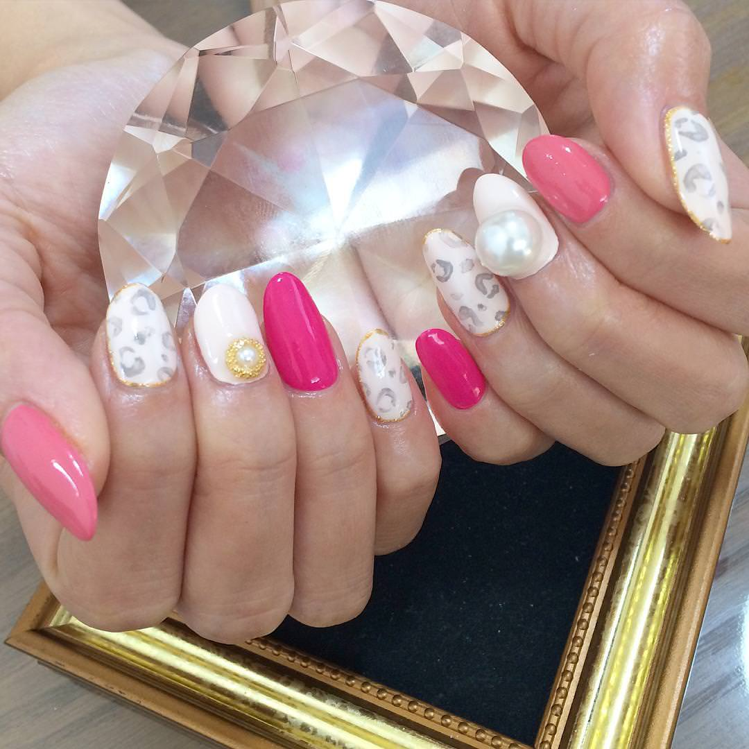 execellent summer nail design