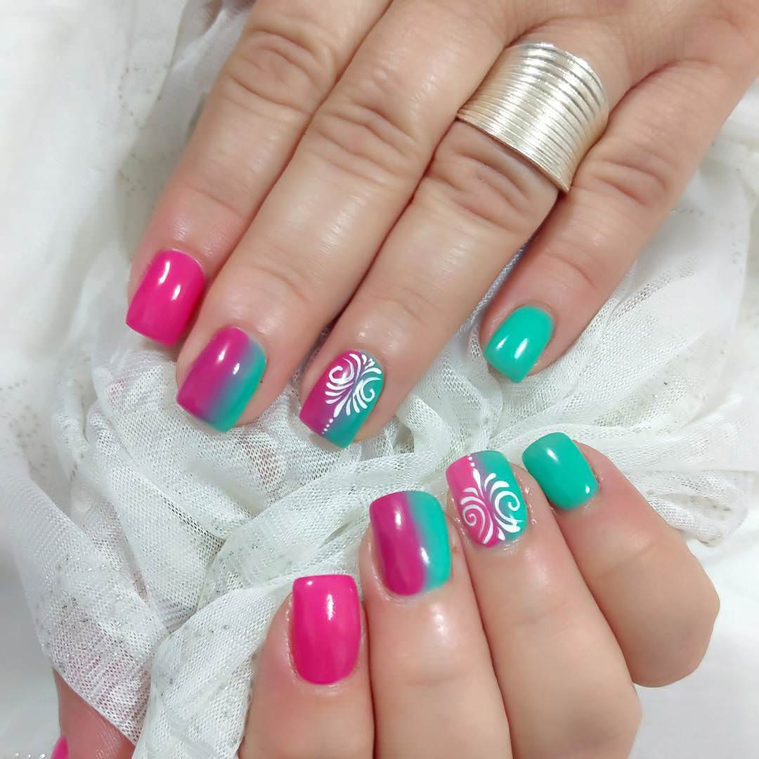 90+ Eye Catching Summer Nail Designs, Ideas