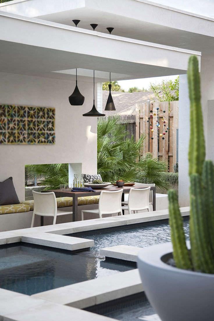 Excellent Contemporary Patio Design