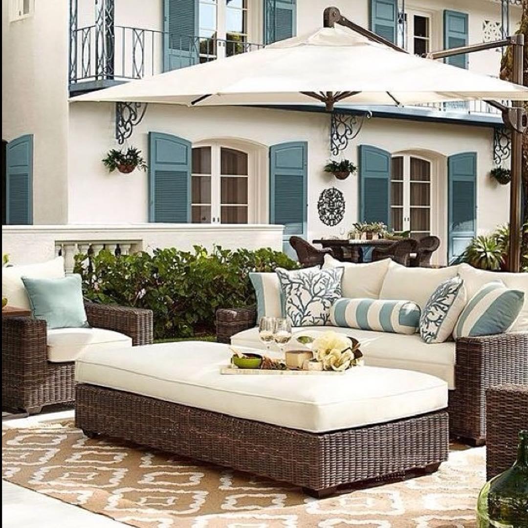 Luxury Contemporary Patio Design