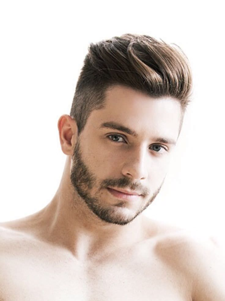 Short Hair Design For Men In Style