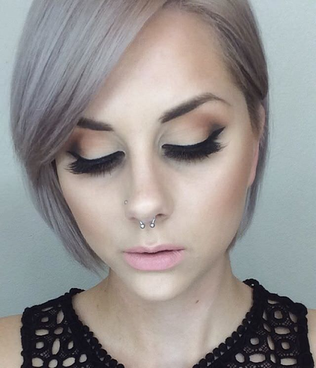 Short Hair Design For Women In Fashion