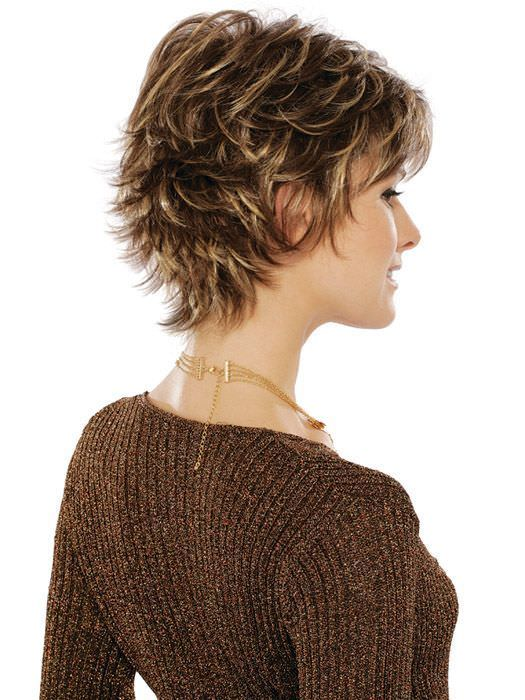 Short Hair Design For Women In Modern