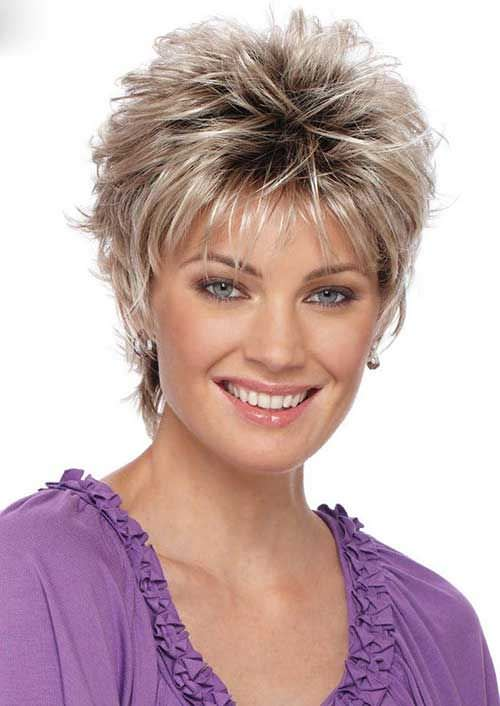 Short Hair Design For Women In Trend