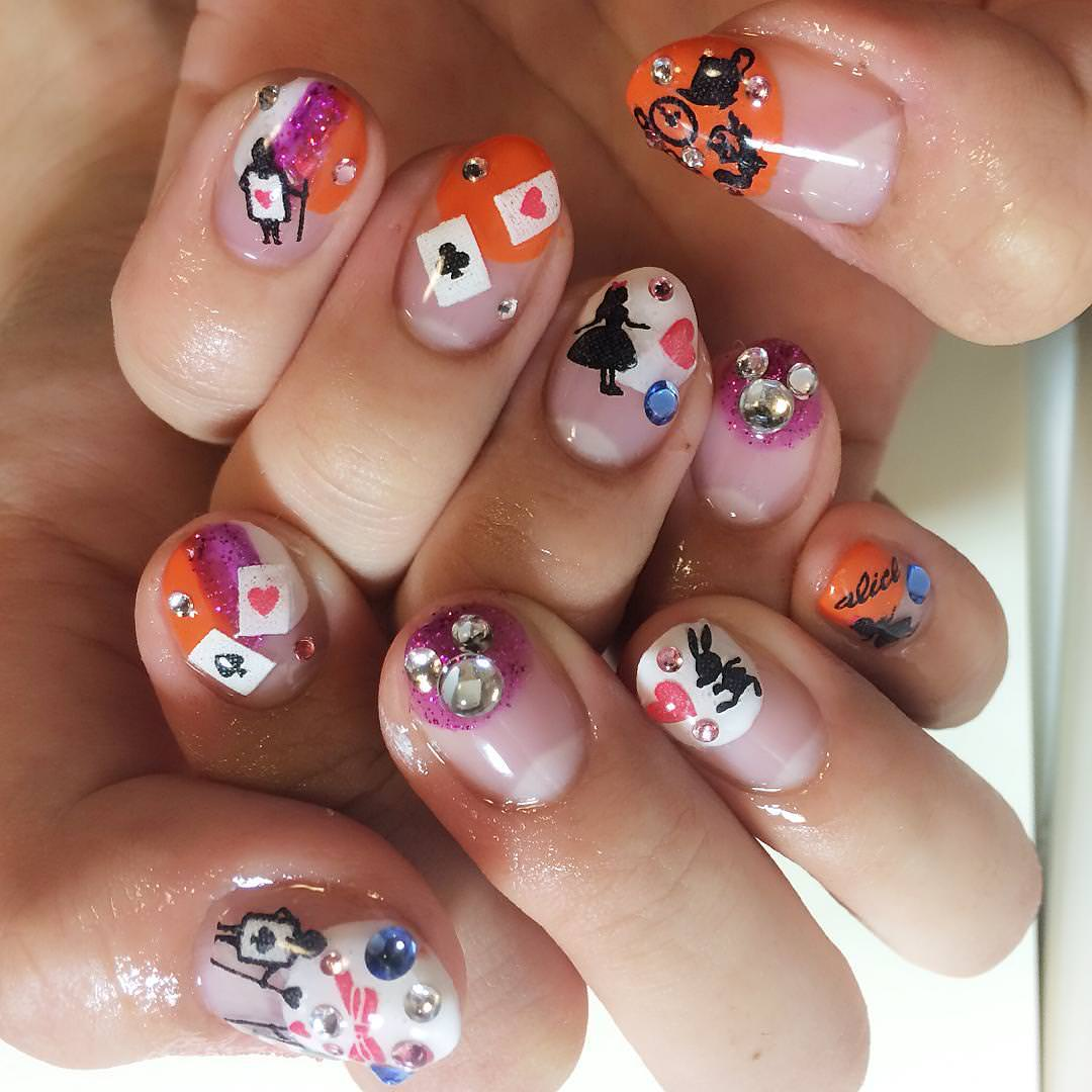 My Disney Nail Design