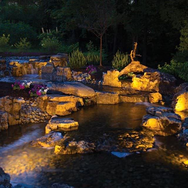 atlanic outdoor lighting design