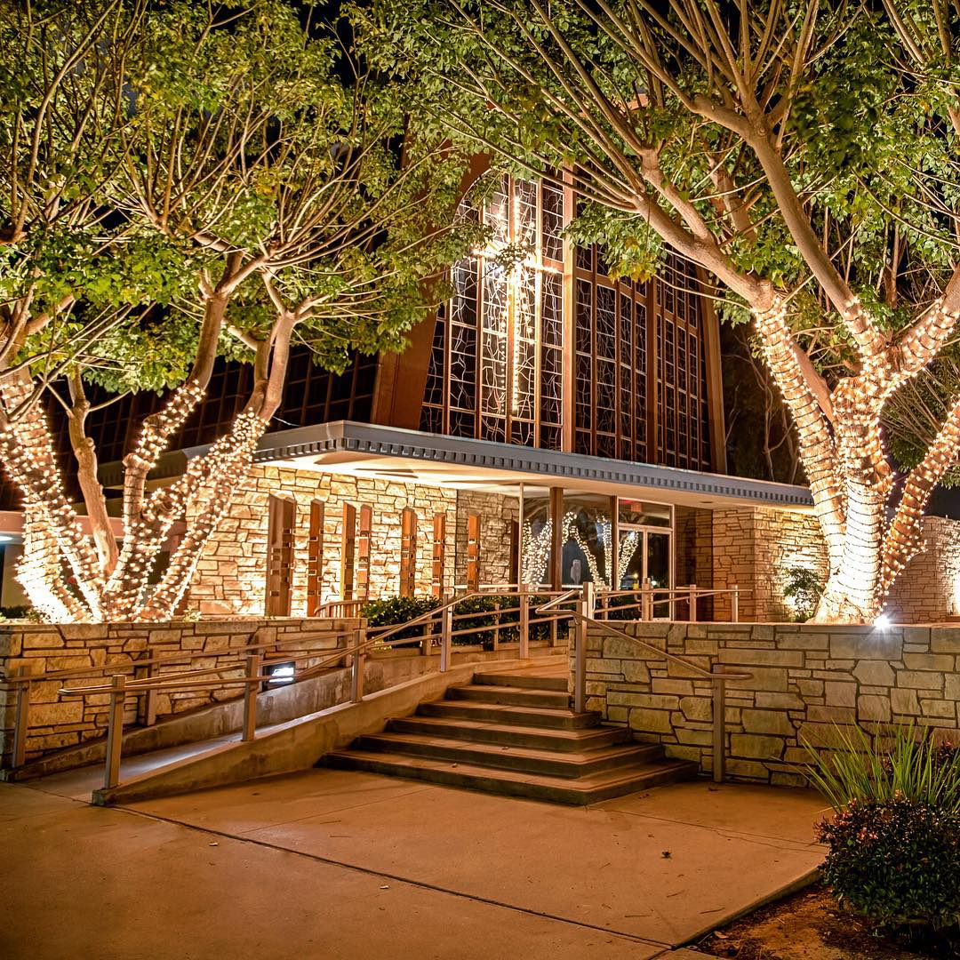 Christmas Outdoor Lighting Design