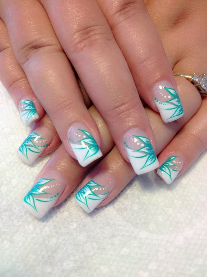 32 flower toe nail designs nail designs design trends best flower toe nail design prinsesfo Image collections