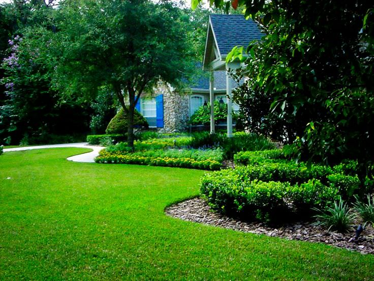 35 latest backyard landscaping designs garden designs for Latest garden design
