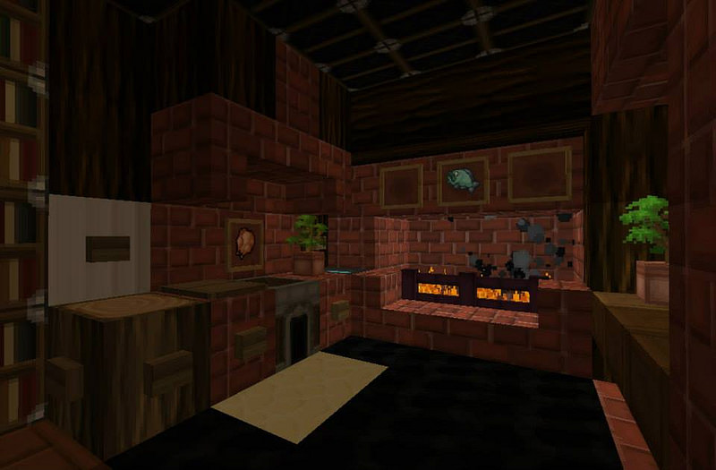 Best Minecraft Kitchen Design