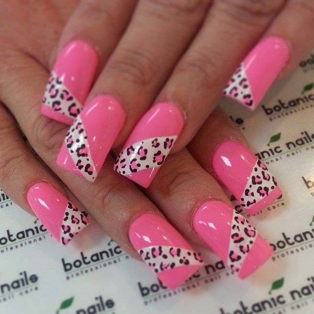 Best Leopard Nail Design