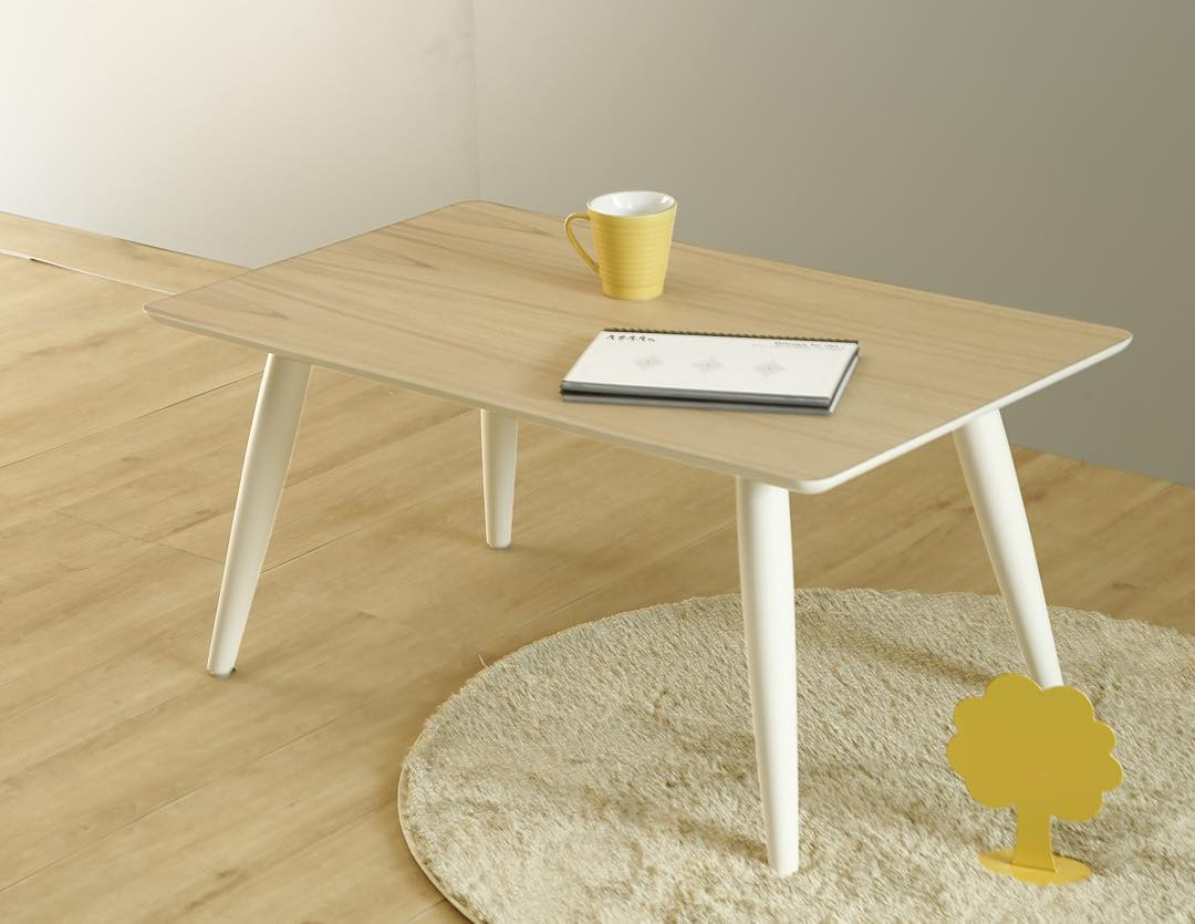 Rectangle Coffee Table Design