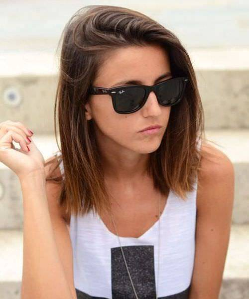 Awesome Long Bob HairStyles Design For Women