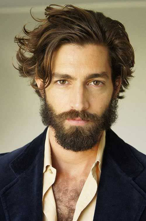 Long Bob HairStyles Design For Men