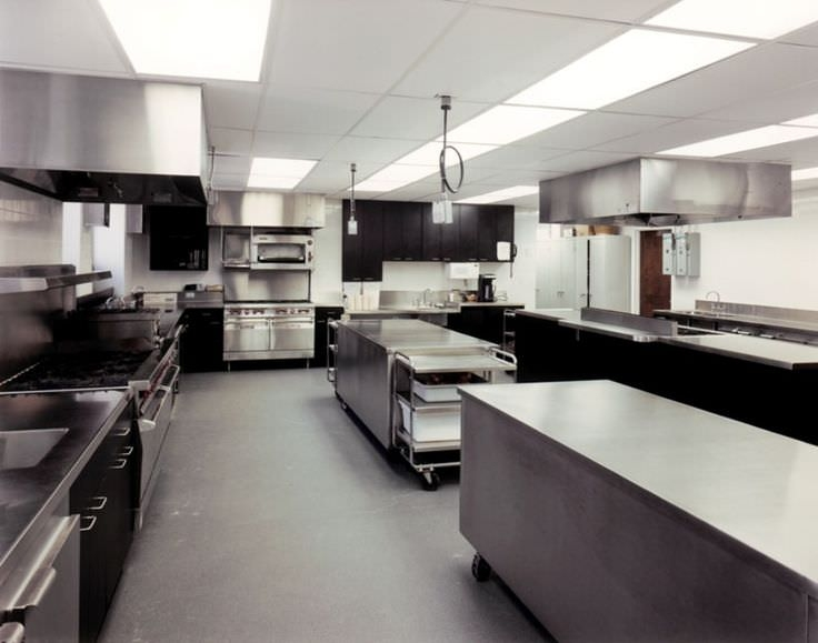 32 commercial kitchen designs kitchen designs design trends - Commercial kitchen designer ...