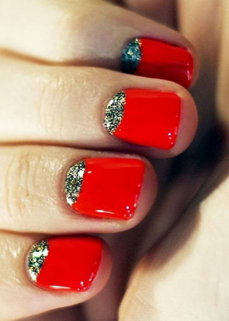 Best Red Nail Design