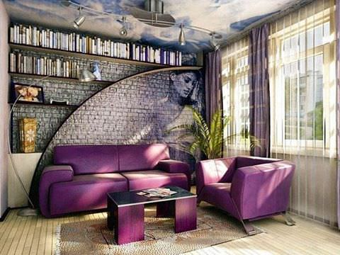 Beautiful Living Room Interior Design