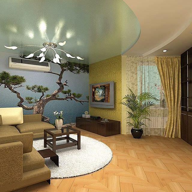 Bot Living Room Interior Design