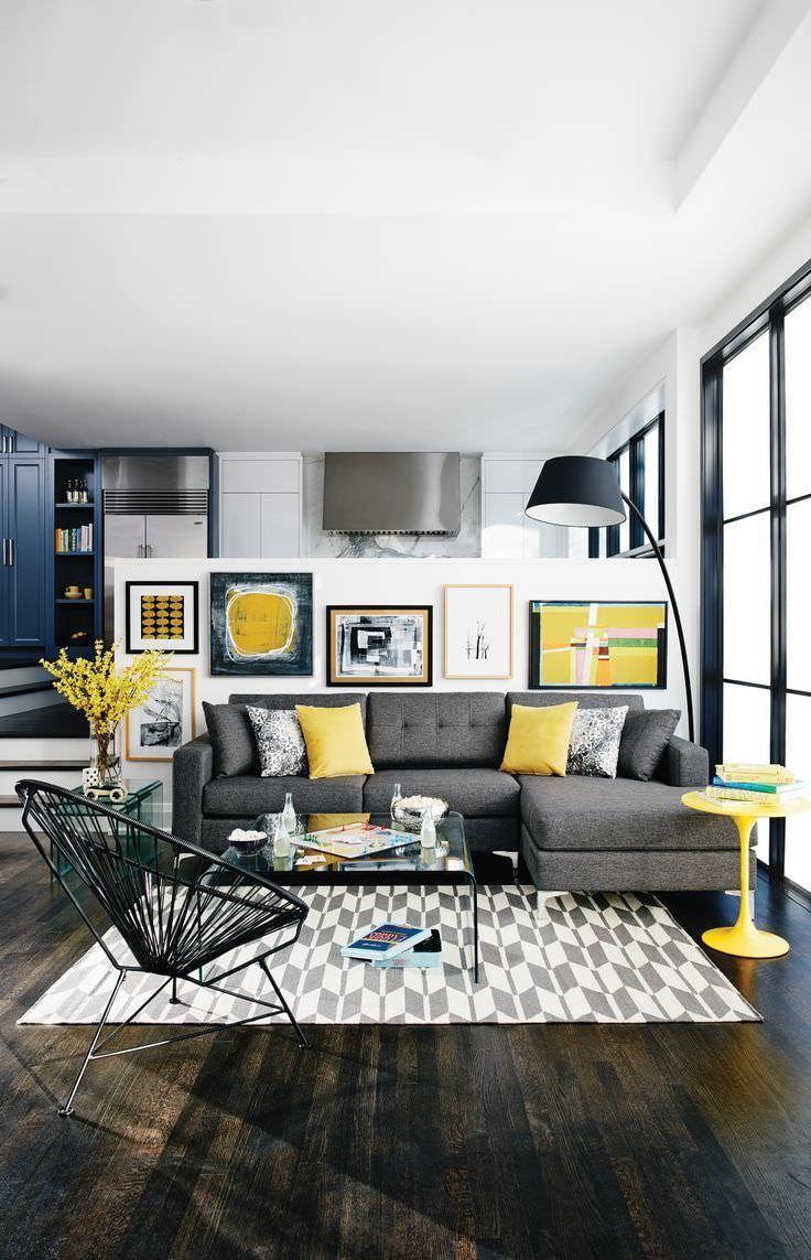 Color Living Room Interior Design