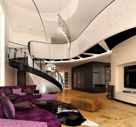 Top Living Room Interior Design