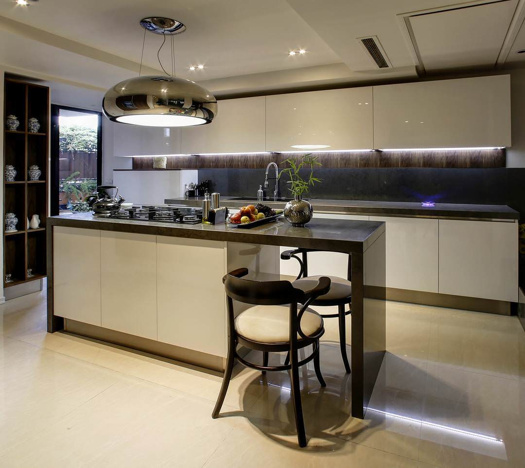 Contemporary Kitchen Vs Modern Kitchen: 31+ Modern Kitchen Designs, Decorating Ideas