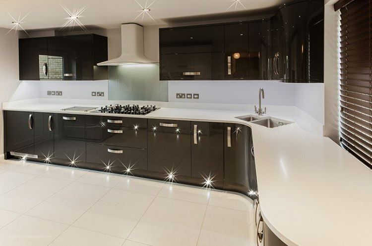 Gloss Modern Kitchen Design