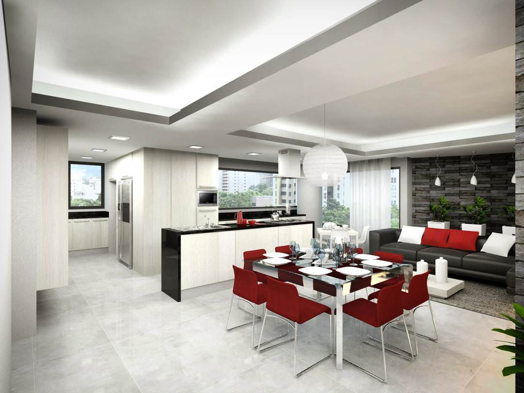 Max Modern Kitchen Design