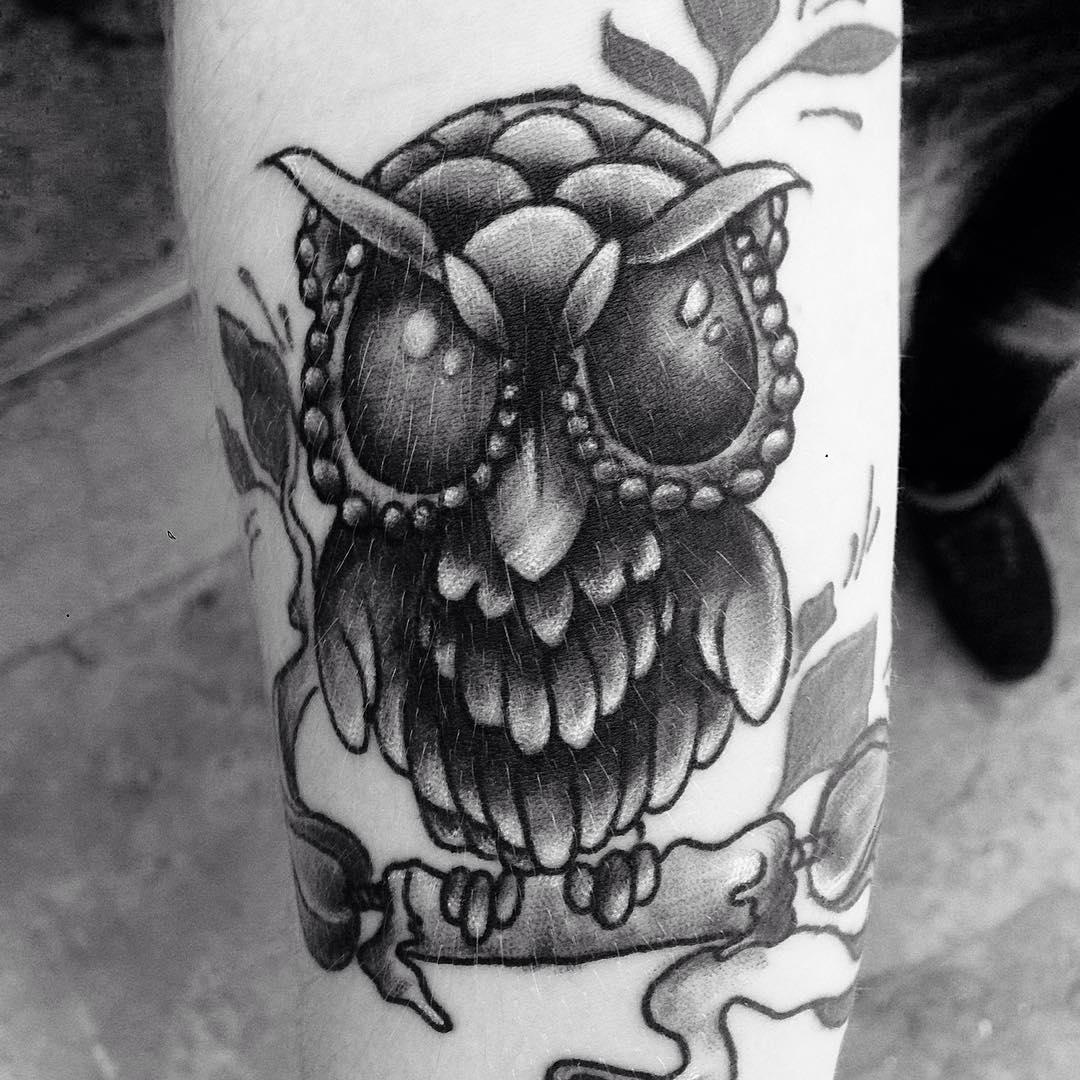 War Bird Tattoo Design