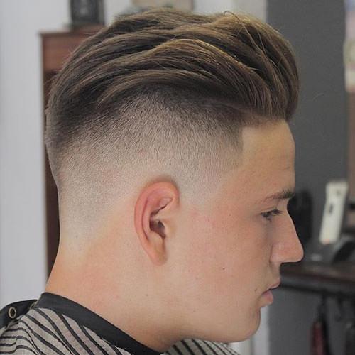 Nice taper haircuts