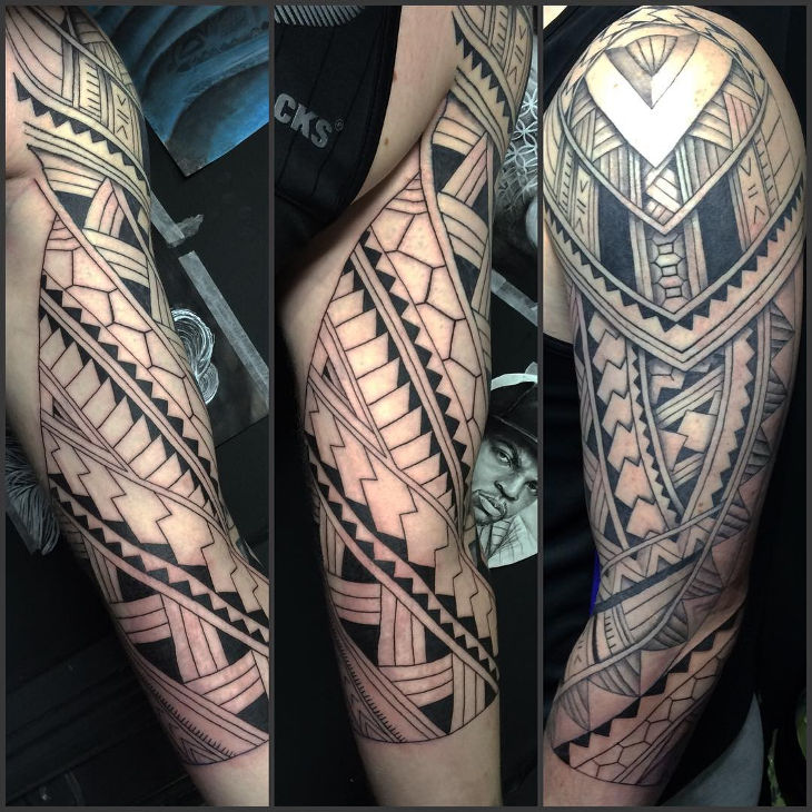best polynesian tattoo designs ideas design trends