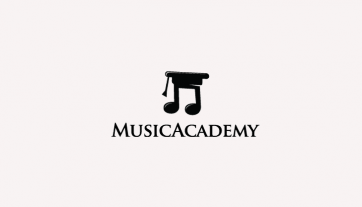 Music Acadamy Logo Design
