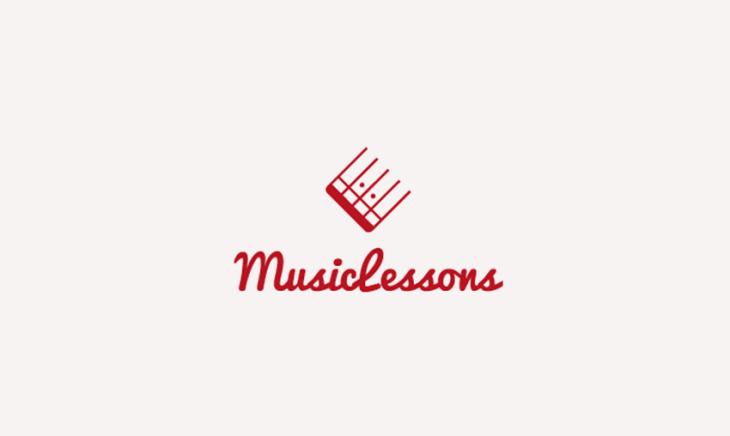 logo design for music institute